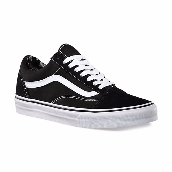 vans old school cross