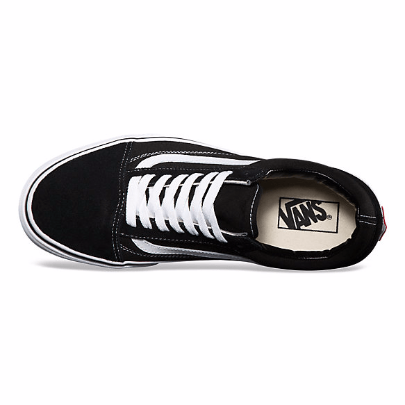 vans old school top